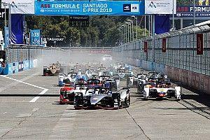Santiago E-Prix: Bird beats Wehrlein as Buemi crashes out