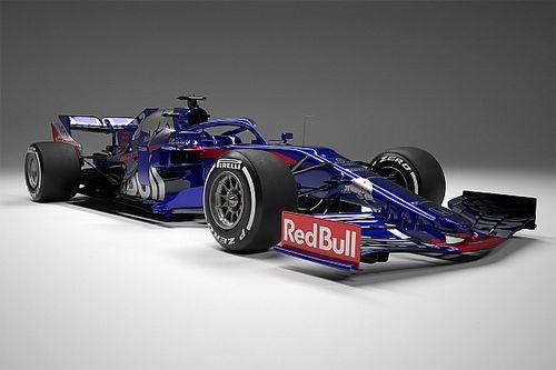 معرض صور: سيارة تورو روسو الجديدة لموسم 2019 في الفورمولا واحد