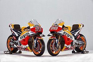 GALERIA: Honda faz fotos de estúdio com nova moto de Márquez e Lorenzo