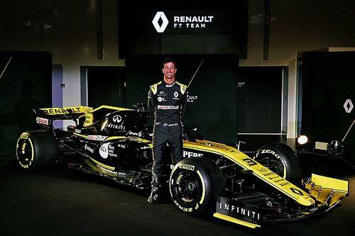 Ricciardo: a számok alátámasztják a Renault optimizmusát