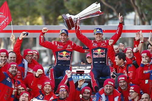 """Citroen: 100 successi WRC nell'anno del centenario. Budar: """"Ora raccogliamo i frutti del nostro lavoro"""""""