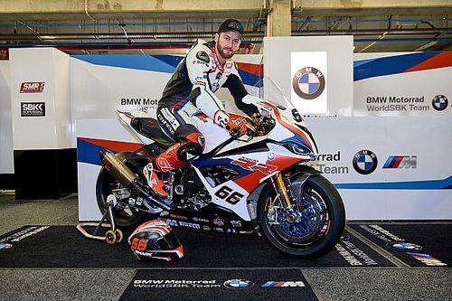 Il team BMW Motorrad ha presentato la livrea delle S1000 per il Mondiale Superbike 2019
