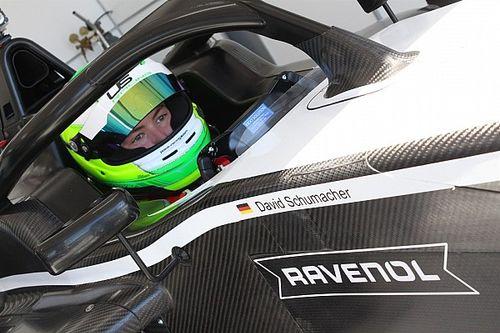 David Schumacher in Formula Regional con la US Racing