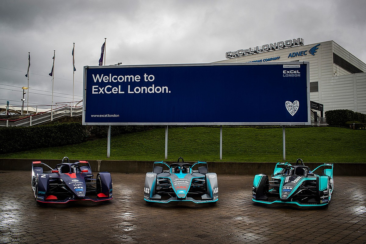 London E-Prix open to date and venue change