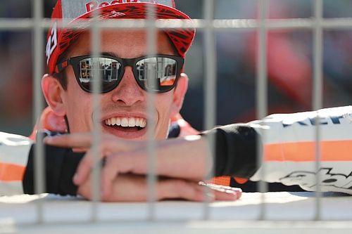 """Márquez: """"A las Yamaha y las Ducati las pondría en la lucha, a Rins y a Lorenzo también"""""""