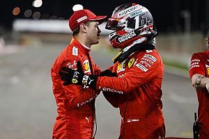 Мнение: Ferrari ставит Феттеля выше Леклера – и правильно делает