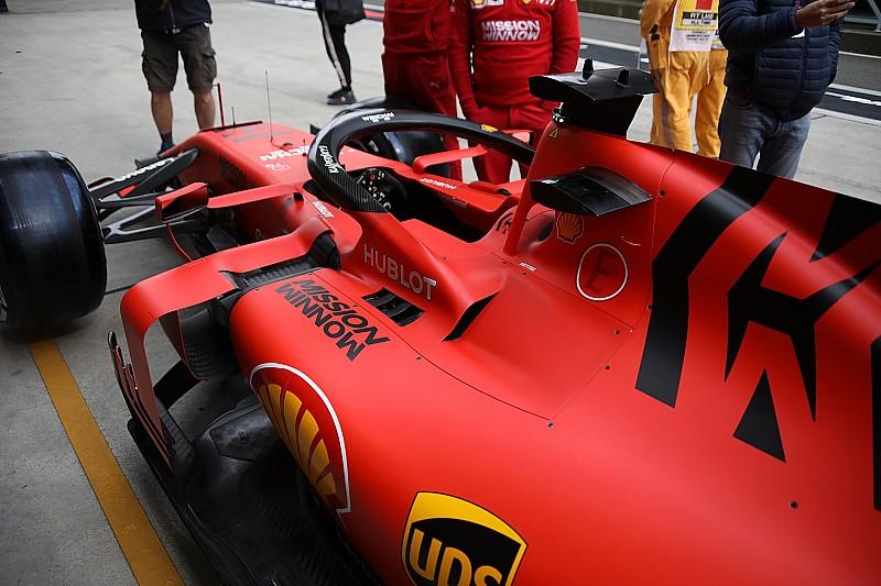 Ferrari y Renault cambian componentes de sus motores