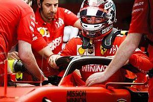 Leclerc devra composer avec Red Bull et le statut de numéro 2 Ferrari