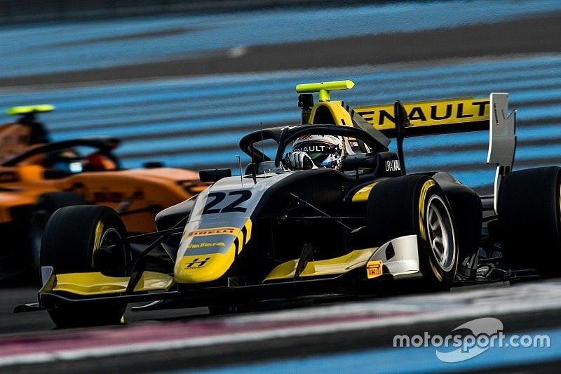 Renault incorpora otro piloto chino