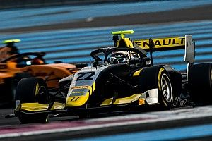 Renault adds second Chinese driver to F1 junior ranks