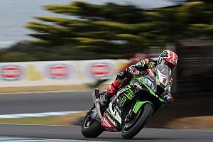 Phillip Island WSBK: Rea leads Kawasaki 1-2 in qualifying