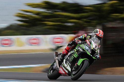 Phillip Island WSBK: Rea lidera a Kawasaki a un 1-2 en calificación
