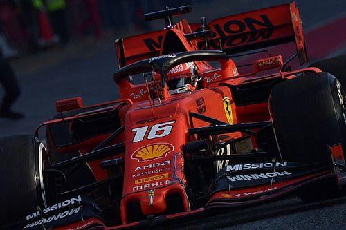 Leclerc: jó jel számomra, ha két gyors versenyzőt kell kezelnie a Ferrarinak