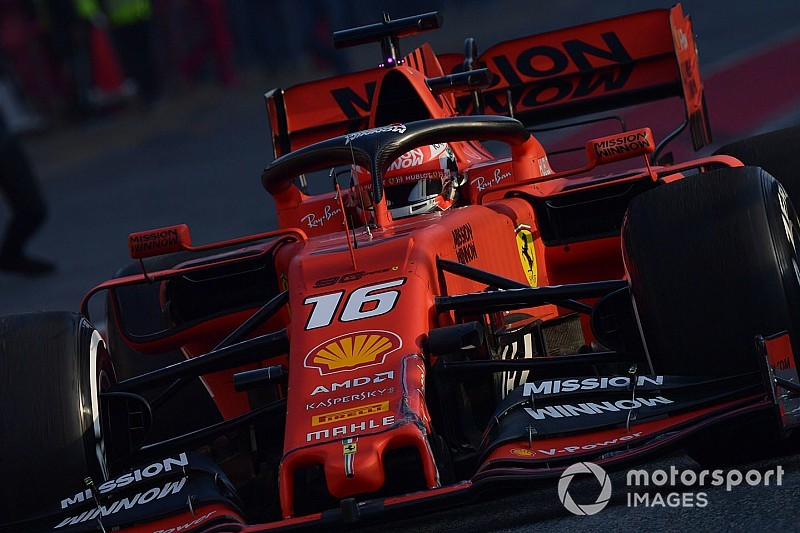 "Ferrari ""a bit ahead"" of Mercedes right now - Bottas"