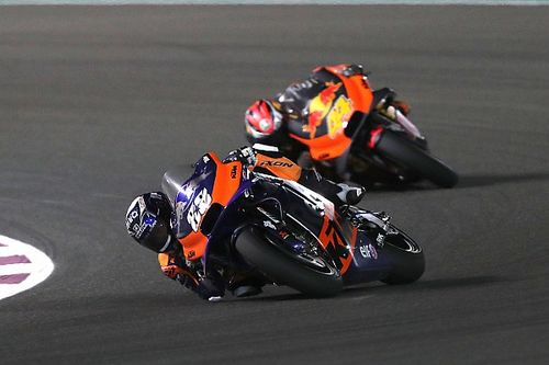 Petrucci move shows KTM sees Tech 3 as an equal