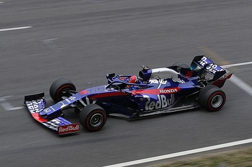Kvyat arrebata a Raikkonen el mejor tiempo del tercer día de test