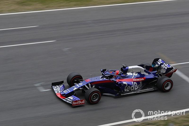 F1バルセロナ公式テスト:3日目総合タイム結果