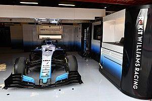 El nuevo Williams llegará el miércoles temprano a Barcelona