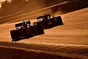 Увеличение скорости на круге в Pirelli связали с новым асфальтом, а не регламентом