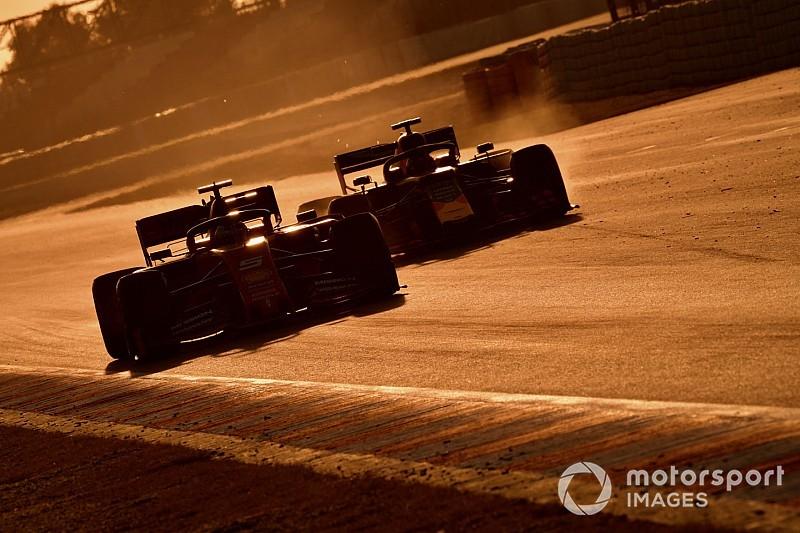 В Red Bull признали отставание в скорости от Ferrari