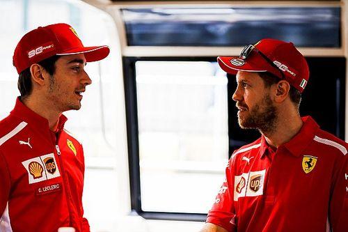 «В гонках Феттель лучше». Хайдфельд сравнил пилотов Ferrari