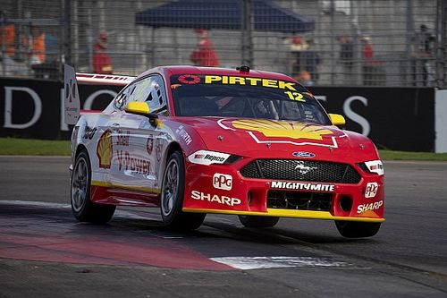 Coulthard disqualified from Adelaide Supercars Shootout