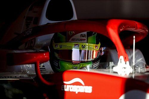 Mick Schumacher candidat à un test F1 avec Alfa Romeo