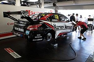 Rogue torch costs Nissan Supercars squad $2000
