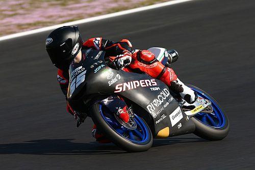 Fotogallery: i primi test stagionali della Moto3 a Jerez de la Frontera