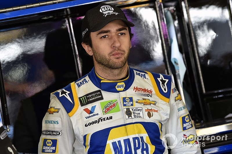"Chase Elliott: ""I think we can have a chance"" at Bristol win"