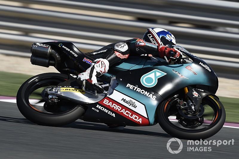 Moto3 Termas Rio de Hondo: McPhee de beste op vrijdag