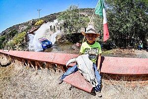 GALERÍA: lo mejor del día en imágenes del Rally de México