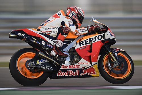 Маркес рассказал о большом отставании Honda от Ducati и Yamaha