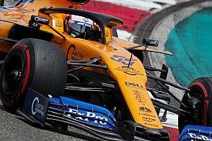 """McLaren 14e et 15e : """"Cette piste ne convient pas à notre auto"""""""