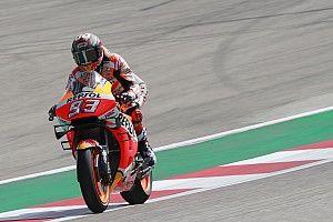 MotoGP Austin FT1: Marquez mit Bestzeit vor Vinales und Miller
