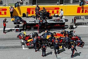 Verstappen elárulta, miért nem hagyta magát Bottas ellen a Stájer Nagydíjon