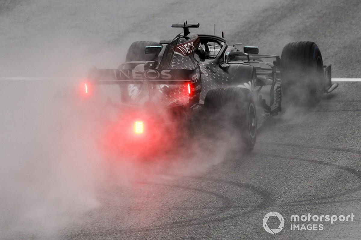 Hamilton : Une pole sous la pluie qui le ramène à Silverstone 2008