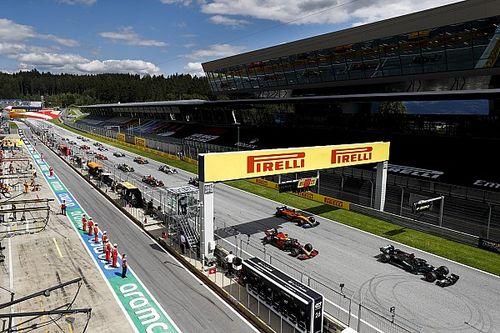 Wyścigi Formuły 1 o pełnej godzinie