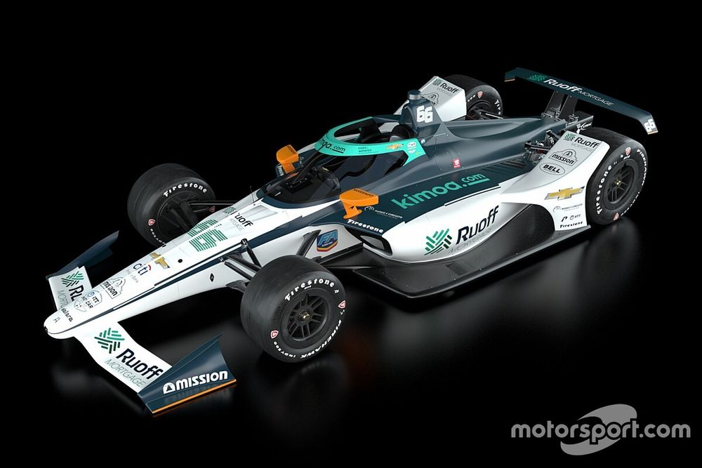 Equipe revela pintura de carro de Alonso na Indy 500 de 2020