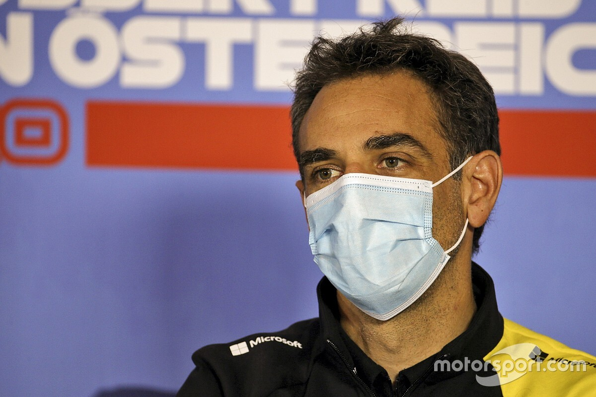 """""""Aantrekken Alonso geen schoffering Renault Sport Academy"""""""