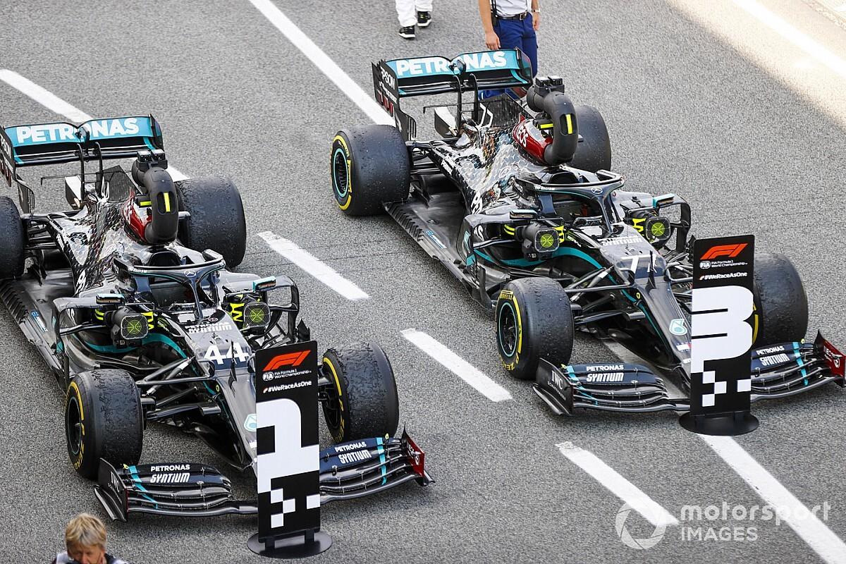 Häkkinen: A Ferrari 2019-es teljesítménye motiválta a Mercedest…