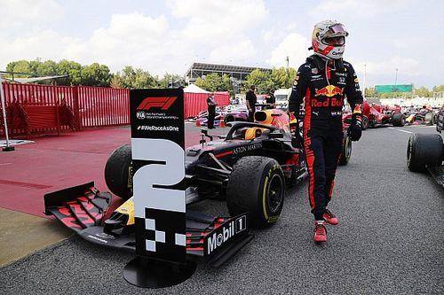 Verstappen explica su enfado por la estrategia del GP de España