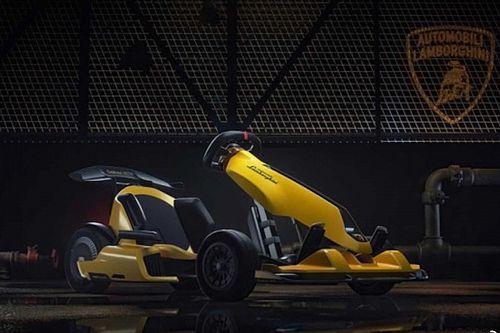 Dalla Cina il Kart elettrico col sound di una Lamborghini