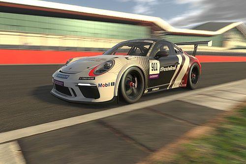 Veja como foi a etapa de Silverstone da Porsche Esports Carrera Cup