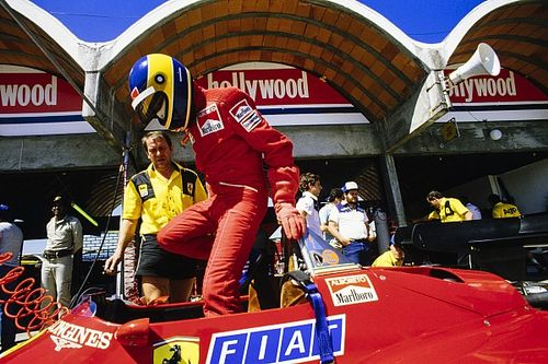 20 éve halt meg az egykori Ferrari-pilóta, aki sokban hasonlított Sainzra és Leclerc-re