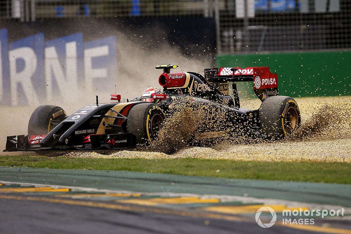 """Maldonado: """"Ferrari'de yarışabilirdim"""""""