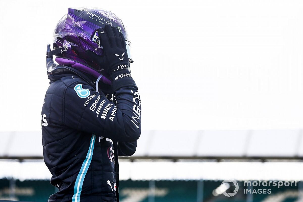 Hamilton: Majdnem megállt a szívem, még sosem tapasztaltam ilyet!