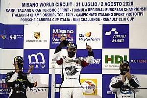 Carrera Cup Italia: a Misano podio confermato, classifica quasi
