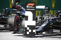 La grille de départ du GP d'Autriche