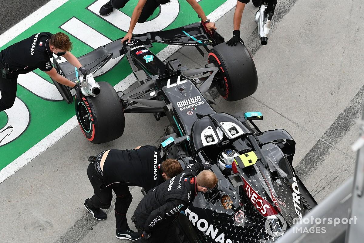 Egyre több mindenkit lep meg a Mercedes motorfejlődése